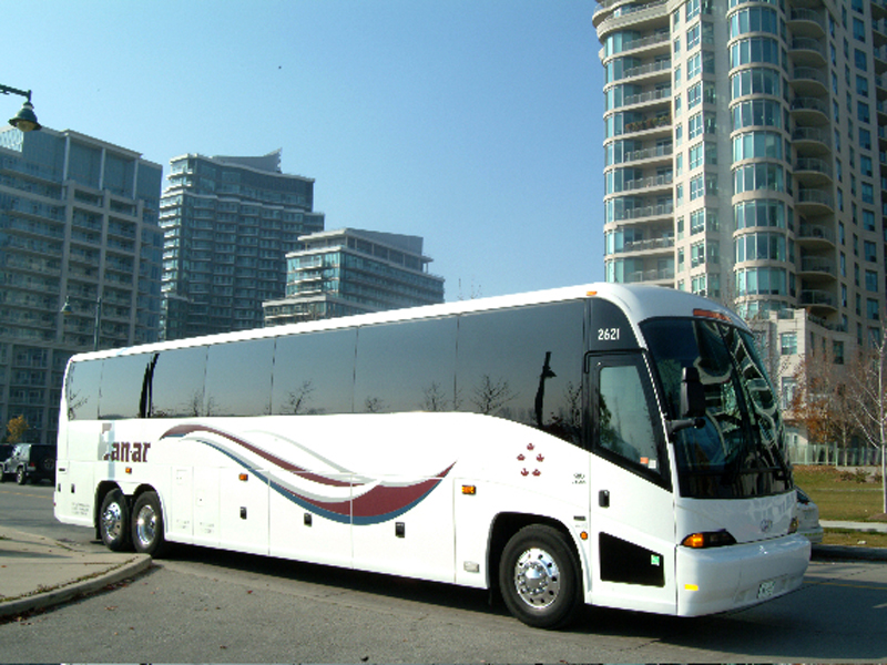 Casino Rama Bus